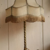 1930s Brass Table Lamp (1)