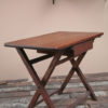 1940s Dark Wood Desk (1)