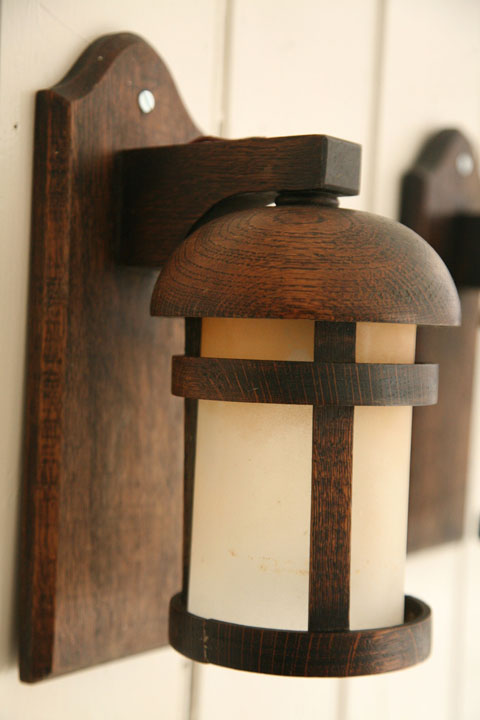 1940s wall lights cream and chrome 1940s wooden wall lights mozeypictures Images