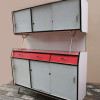 1950s French Sideboard Dresser (1)