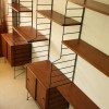 1960s Brianco Shelving Unit (2)