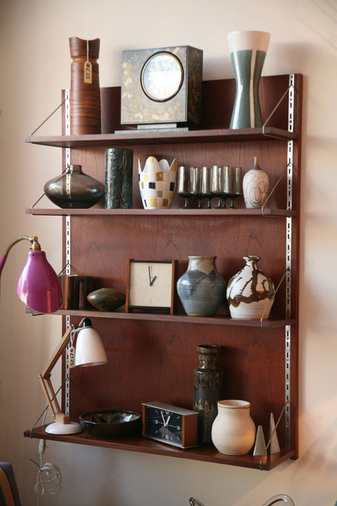 1960s Shelving Unit by Stag