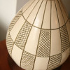 1960s Tall Vintage Table Lamp (1)