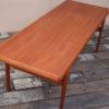 1960s Teak Danish Coffee Table (1)