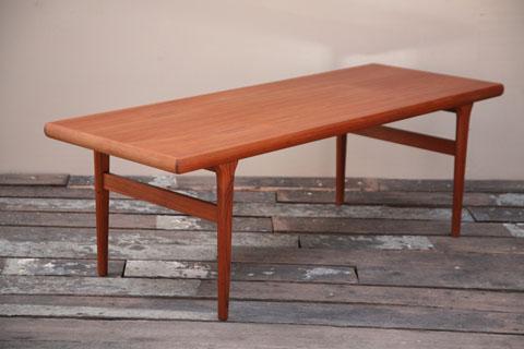 ... 1960s Teak Danish Coffee Table (3)