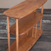 1960s Vintage Ercol Bookcase Trolley (1)
