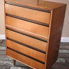 1960s Walnut Chest of Drawers by Meredew UK (1)