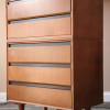 1960s Walnut Chest of Drawers by Meredew UK