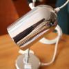 1970s Chrome Desk Lamp (1)