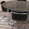 1970s Chrome Dining Chairs (2)
