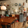 1970s Large Arco Floor Lamp (1)