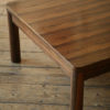 1970s Rosewood Coffee Table