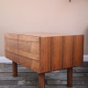 1970s Rosewood Filing Cabinet (1)