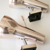 1970s Wall Lights by Conelight UK (3)