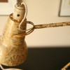 Anglepoise Lamp – Gold mottled (1)