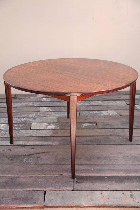Brande Mobler Rosewood Dining Table