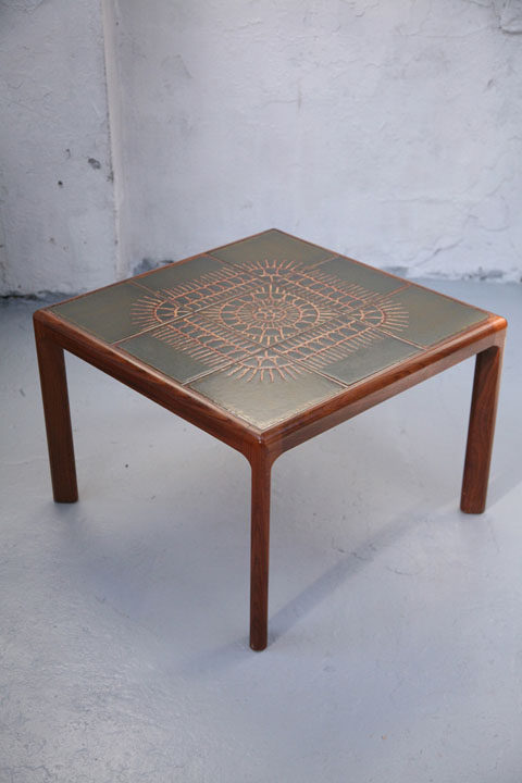 G Plan 1970s Tiled Coffee Table (2)