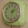 Green Bakelite Smiths Wall Clock