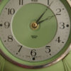 Green Bakelite Smiths Wall Clock (2)