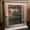 Industrial Glass 40s Cabinet