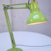 Large 1970s Lime Green Anglepoise Lamp (1)