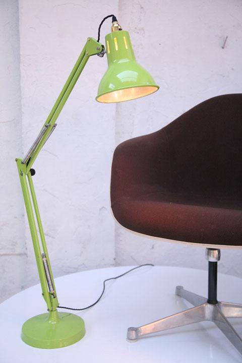 1970s Anglepoise Desk Lamp Cream And Chrome
