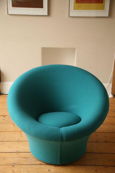Paulin Mushroom Chair