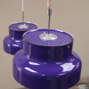 Purple Bumling Ceiling Lights (1)