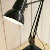 Vintage Black Anglepoise Lamp 01