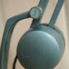 Vintage Blue Horstmann Simplus Desk Light (2)