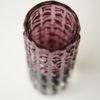 Whitefriars Aubergine Aztec Vase (1)