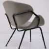 Modernist 1950s Grey Armchair1