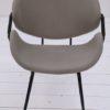 Modernist 1950s Grey Armchair2