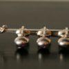 Silver and Amethyst Pendant by Nils Eriik, Denmark 3