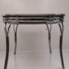 1950s Chrome & Formica Extending Dining Table2