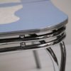 1950s Chrome & Formica Extending Dining Table4