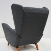 1950s Lounge Chair by Howard Keith1