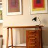 Moderrnist Bentwood Desk (2)