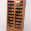 Vintage Haberdashery Cabinet 1