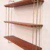 Vintage Teak Shelves 1