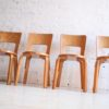 1930s Model 66 Chairs Designed by Alvar Aalto for Finmar 2