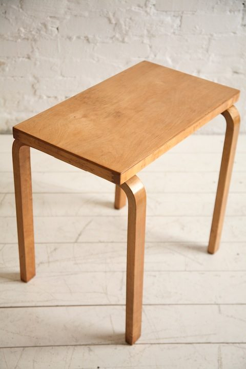 1930s Side Table Designed by Alvar Aalto for Finmar