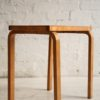 1930s Side Table Designed by Alvar Aalto for Finmar 1