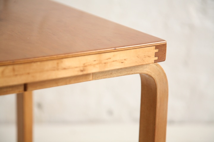 ... 1930s Side Table Designed By Alvar Aalto For Finmar 3