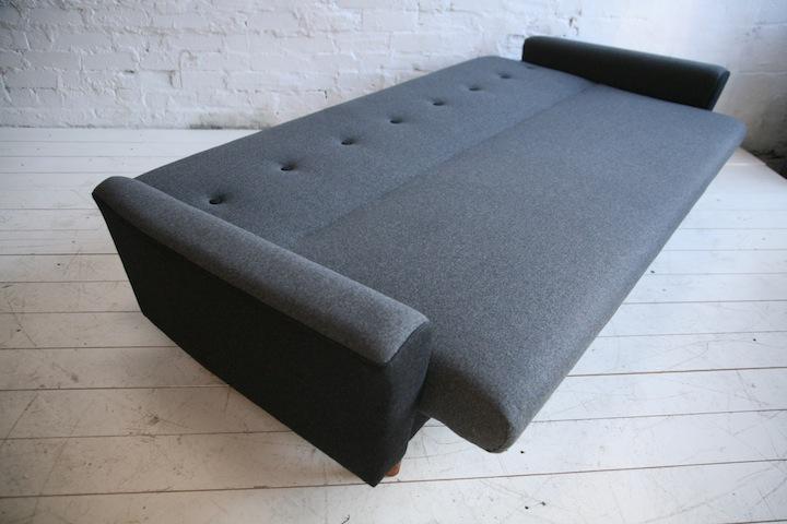 1950s vintage sofabed cream and chrome rh creamandchrome co uk 1950 sleeper sofa 1950s sofa bed