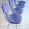 4 Vitra Bikini Chairs
