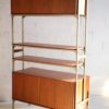 Teak 1960s Cabinet Room Divider by Remploy UK 1
