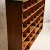 VIntage Post Office Pigeonhole Cabinet2