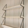 1950s Formica Wall Shelving 1