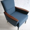 1960s Teak Lounge Chair1